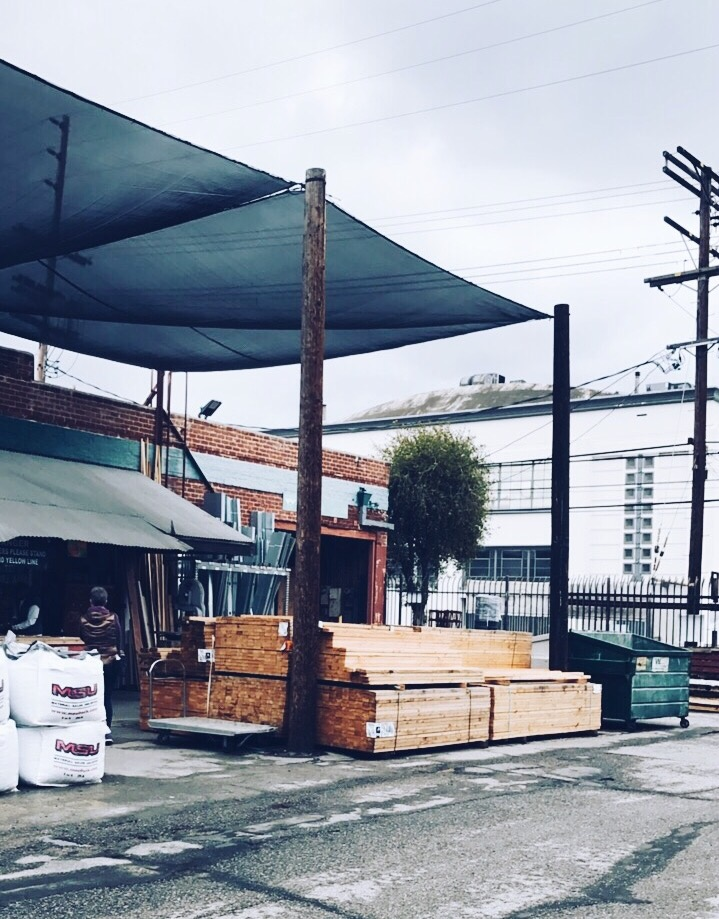 Anawalt Lumber Yard