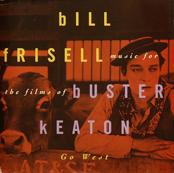 Music for the Films of Buster Keaton - Go West -