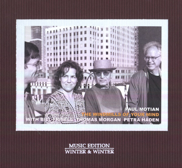 Paul Motian - The Windmills of Your Mind -