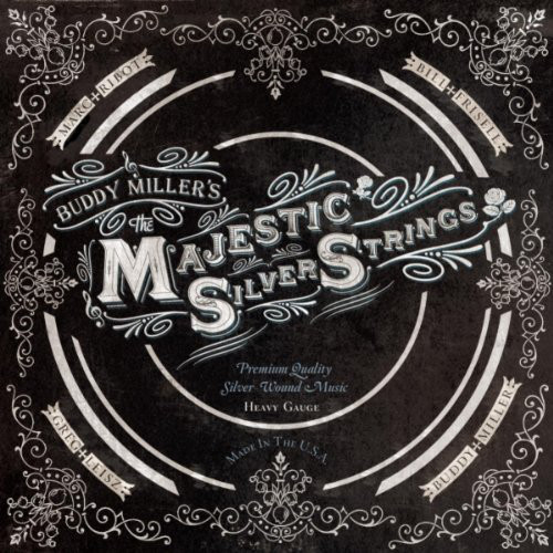 Buddy Miller's Majestic Silver Strings -