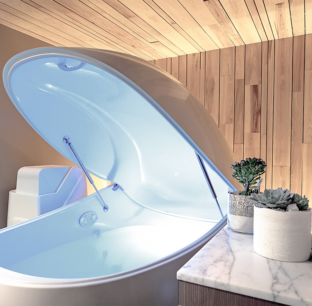Pause Float Studio Pod