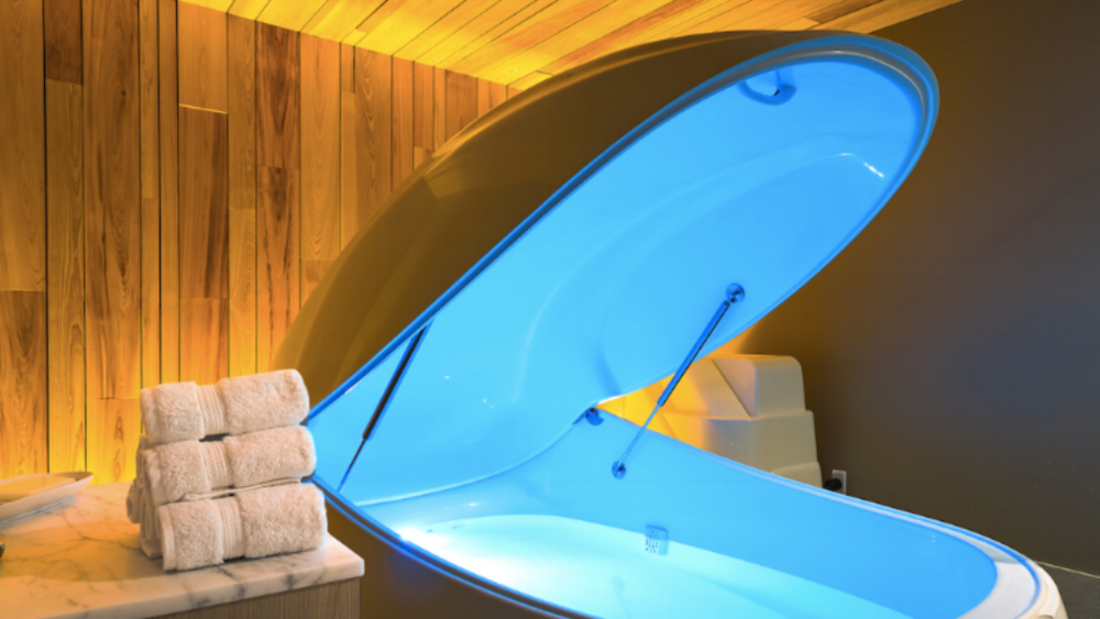 FLOAT STRESS, PAIN, ANXIETY AND SLEEPLESNESS AWAY - FIRST VISIT DISCOUNT