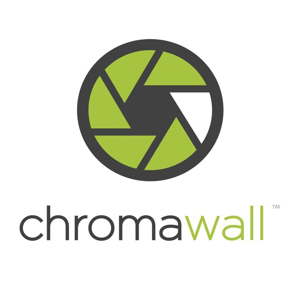 ChromaWall.com Logo