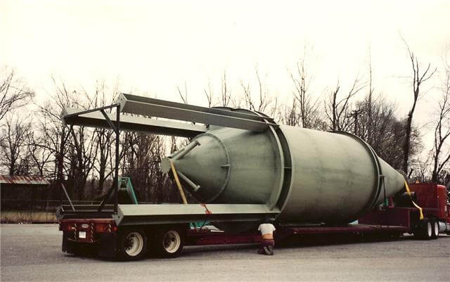 Special Steel Storage Tank