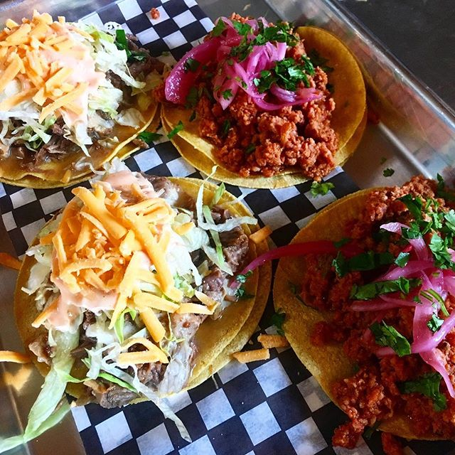 Our orders come up fast. Really fast. When you're hungry for tacos, burritos, or our features, we're the quickest place in downtown Courtenay. Eat in or take out, it will be ready in a jiffy.