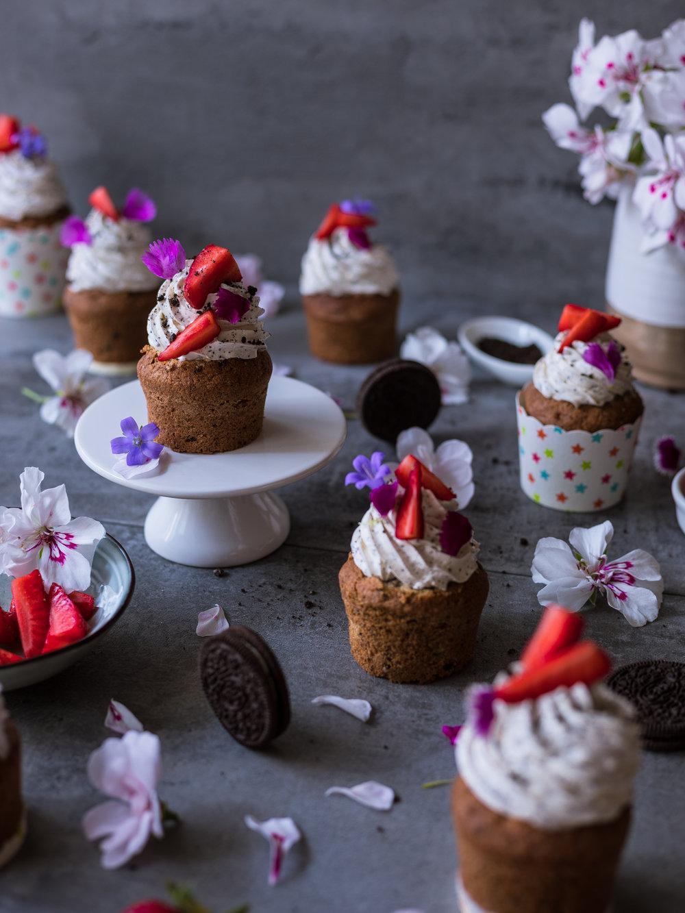Oreo cupcakes land :)