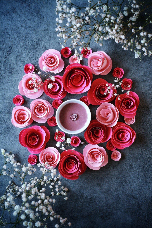 Milkshake and Roses - Giancarla