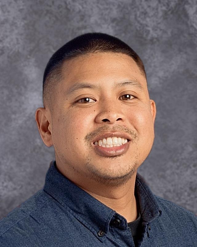 Gabriel de la Cruz - Peer Resources Teacher & Coordinator