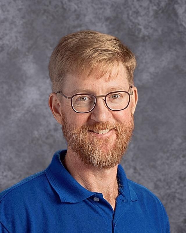Terrance Amsler - Teacher, 11th Grade