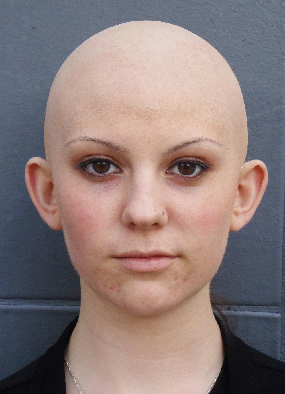 Vinyl Bald Cap