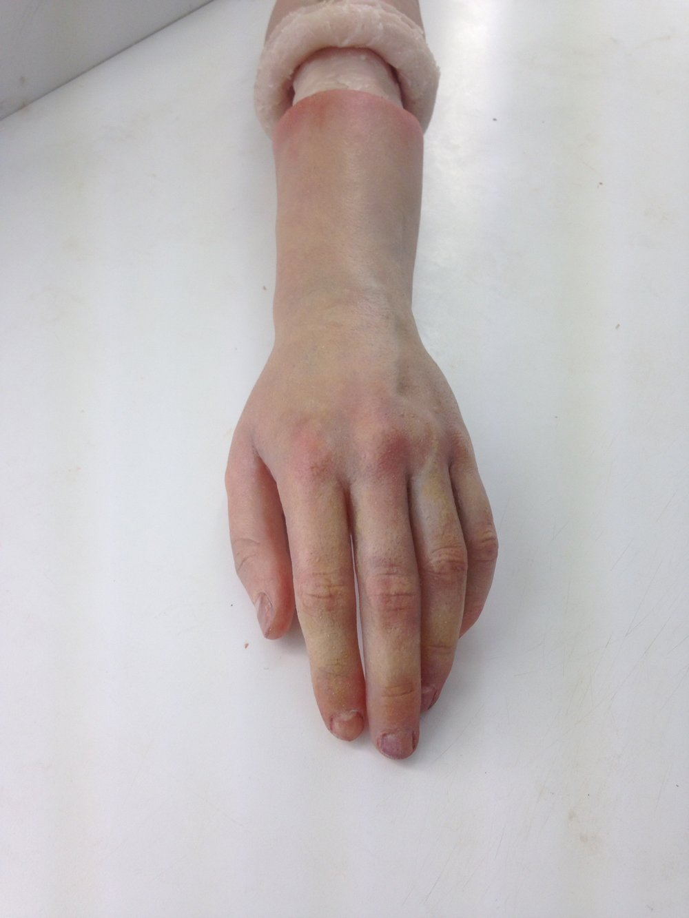 Copy of Silicone Arm