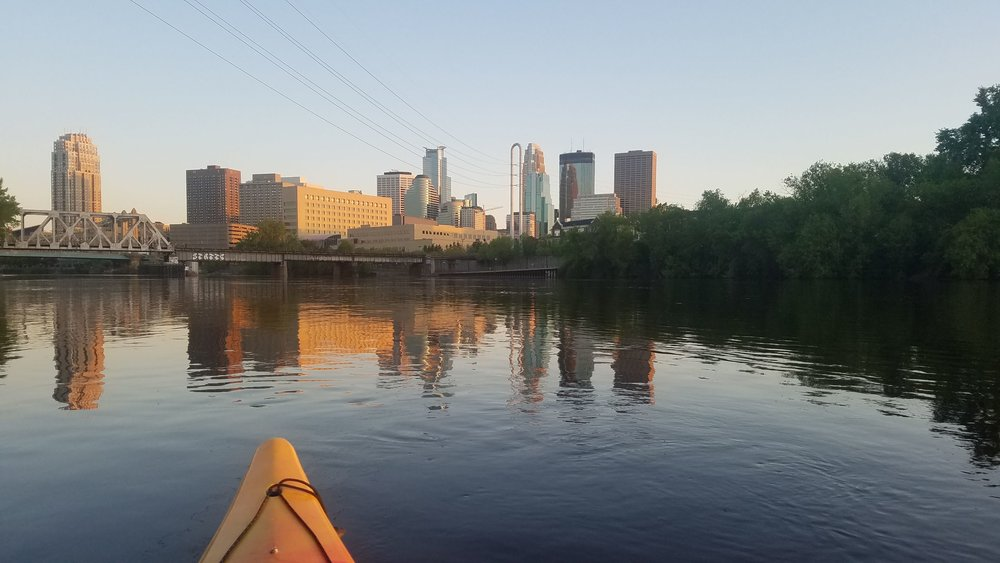 MINNEAPOLIS MN, MISSISSIPPI RIVER