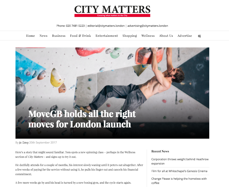 City Matters