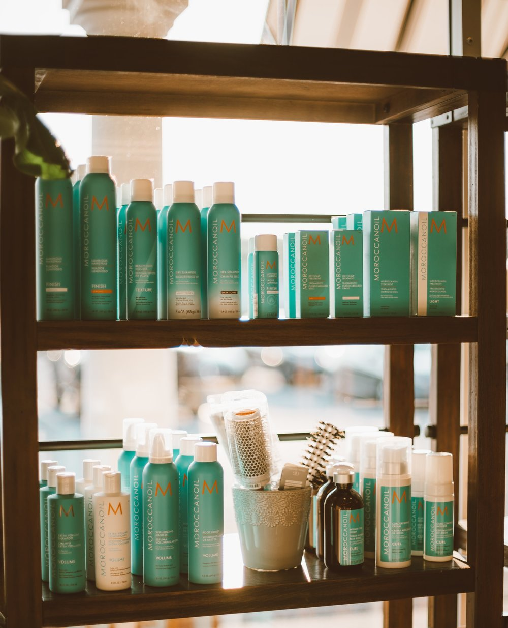 Moroccanoil - What began as a single revolutionary product, pioneered a new category in the beauty industry, and has grown into a full line of hair and body products, all infused with nourishing antioxidant-rich argan oil. As Moroccanoil has grown the goal has remained unchanged—to empower beautiful transformations and create products that inspire confidence.