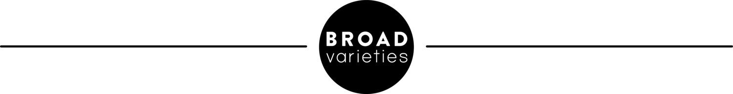 Broad Varieties