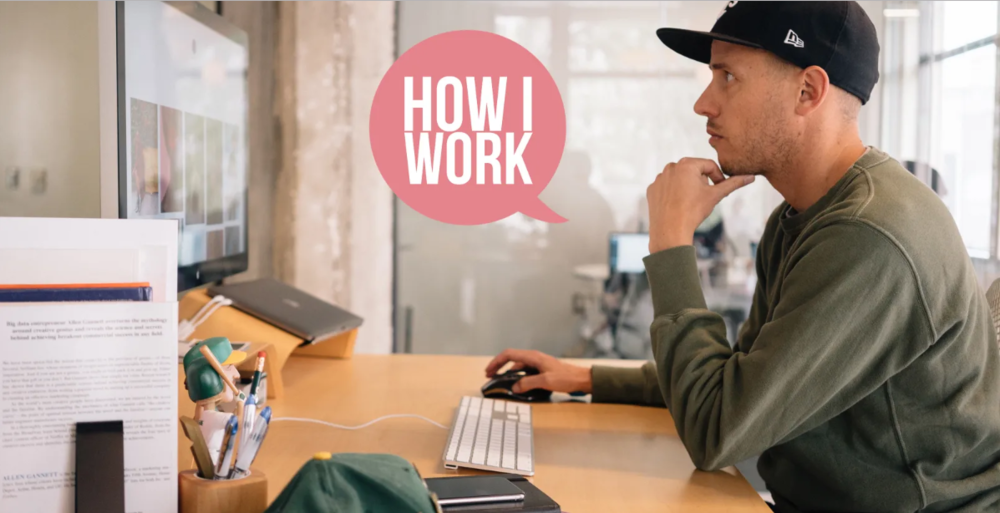 """Lifehacker's How I Work with VSCO Co-Founder Joel Flory   December 12, 2018 - Lifehacker sat down with VSCO co-founder Joel Flory about his background in photography, his management style, and his tea habit for the column, """"How I Work."""""""