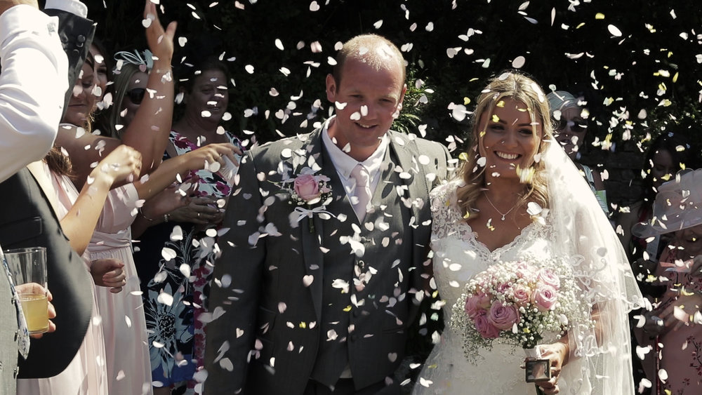 Devon wedding videography