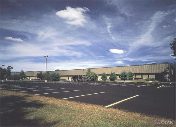 Barrett Distribution at Mansfield, Massachusetts