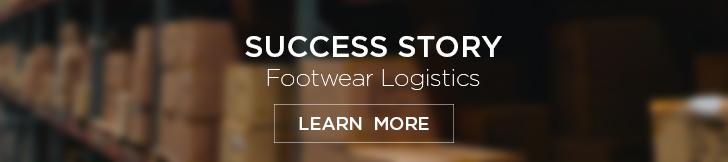 footwear logistics case study