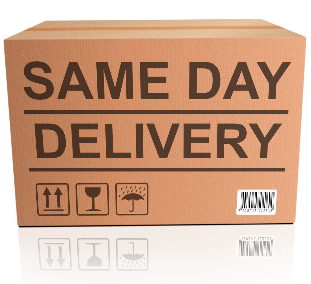 E-Commerce Logistics Trends: Amazon's Same-Day Delivery