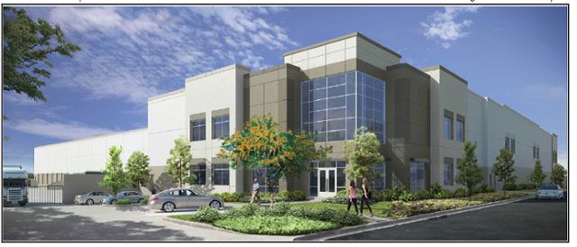 Barrett Distribution Centers Opening Facility in Montebello, California