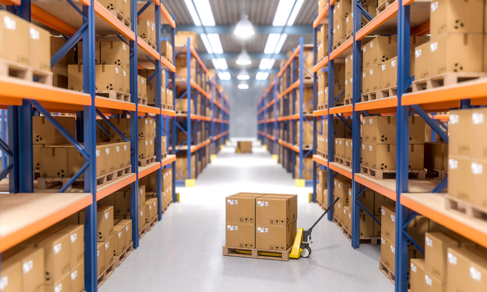 Retail Omni-Channel Logistics: Improving Warehouse Space and Fulfillment