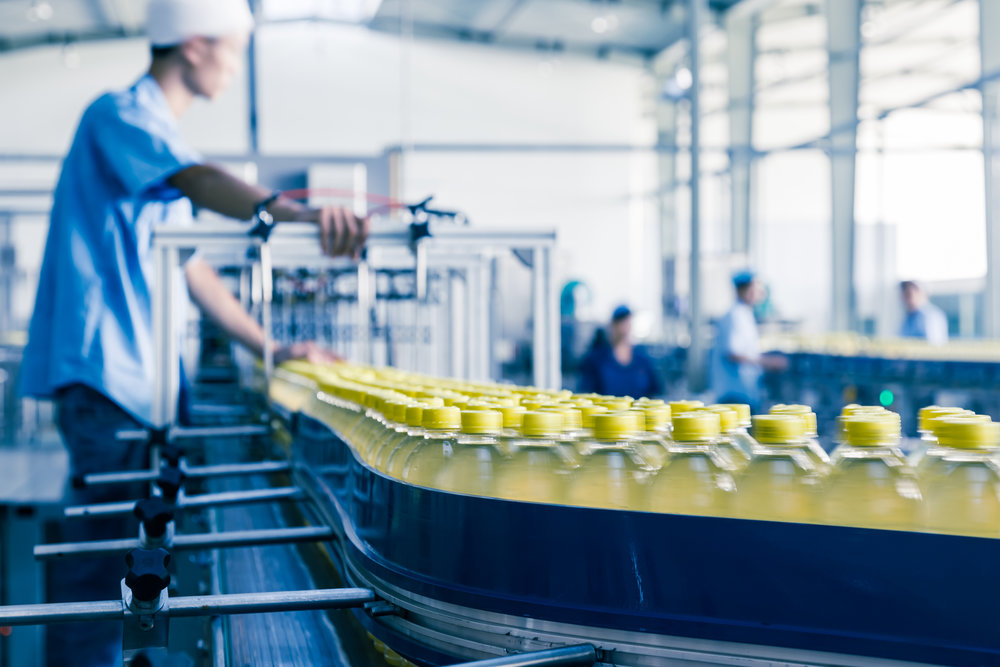 5 Ways a WMS Can Improve Your Food and Beverage Company