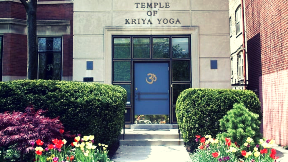 Temple of Kriya Yoga open since 1979