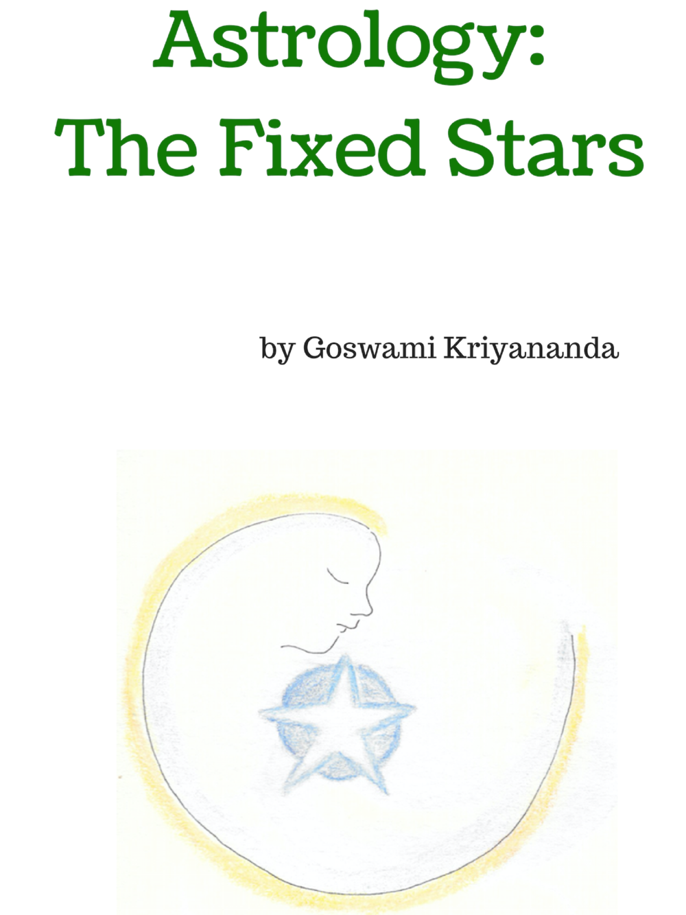 Astrology:The Fixed Stars - $5