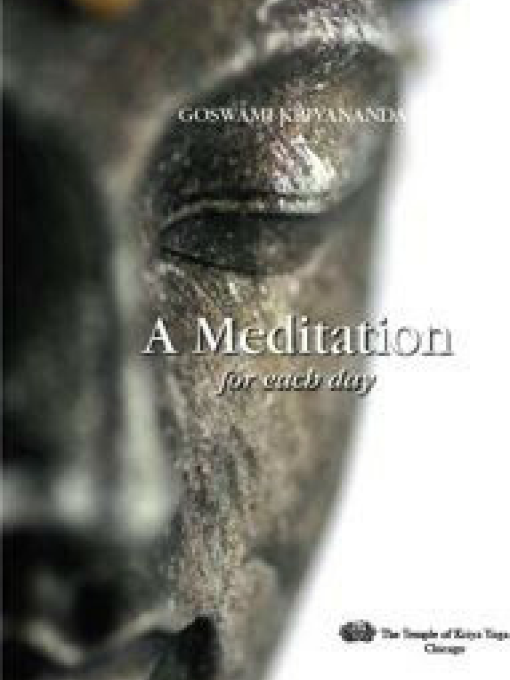 A Meditation for Each Day (Paperback) - $17.26