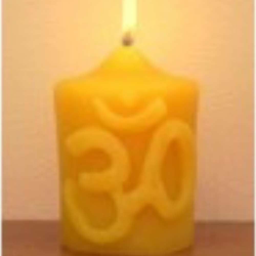 Om Candle - $4.30