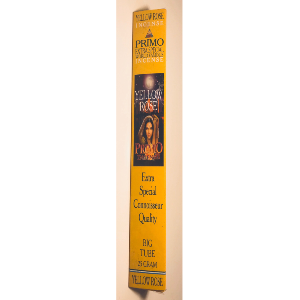 Yellow Rose Incense - $5.45