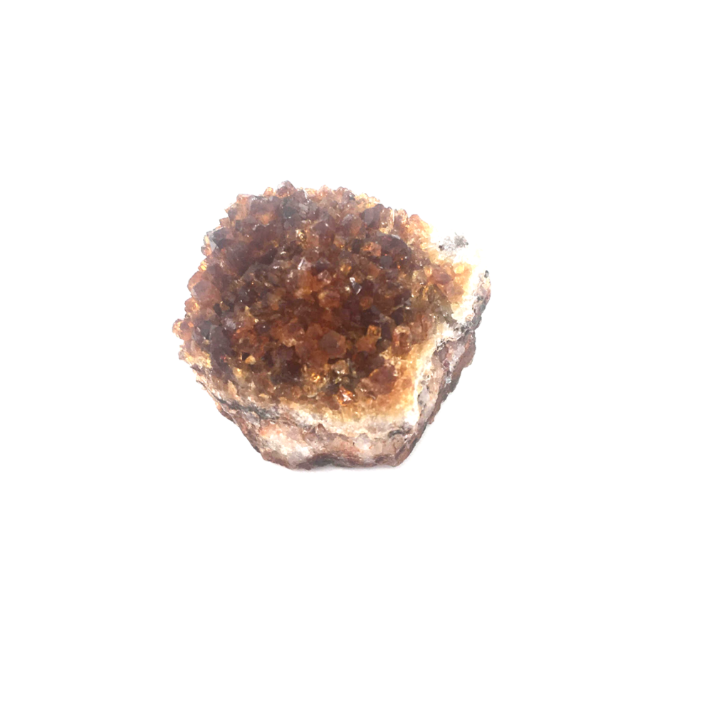 CITRINE CLUSTER (Dark Orange) - $5.45