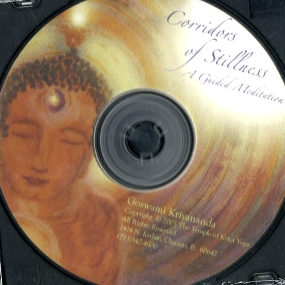 Corridors of Stillness Guided Meditation - $5