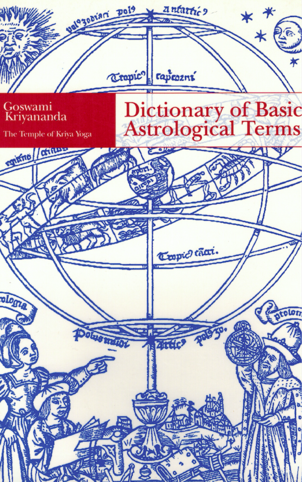 Dictionary of Basic Astrological Terms - $5.50