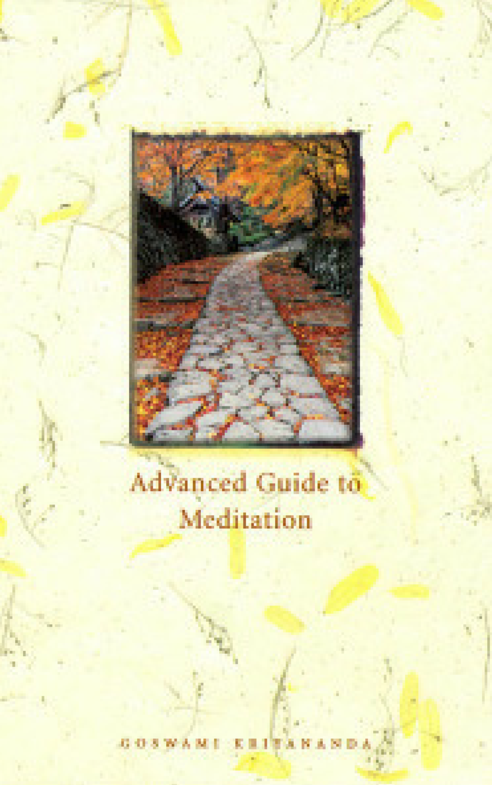 Advanced Guide to Meditation Hardcover - $13.75