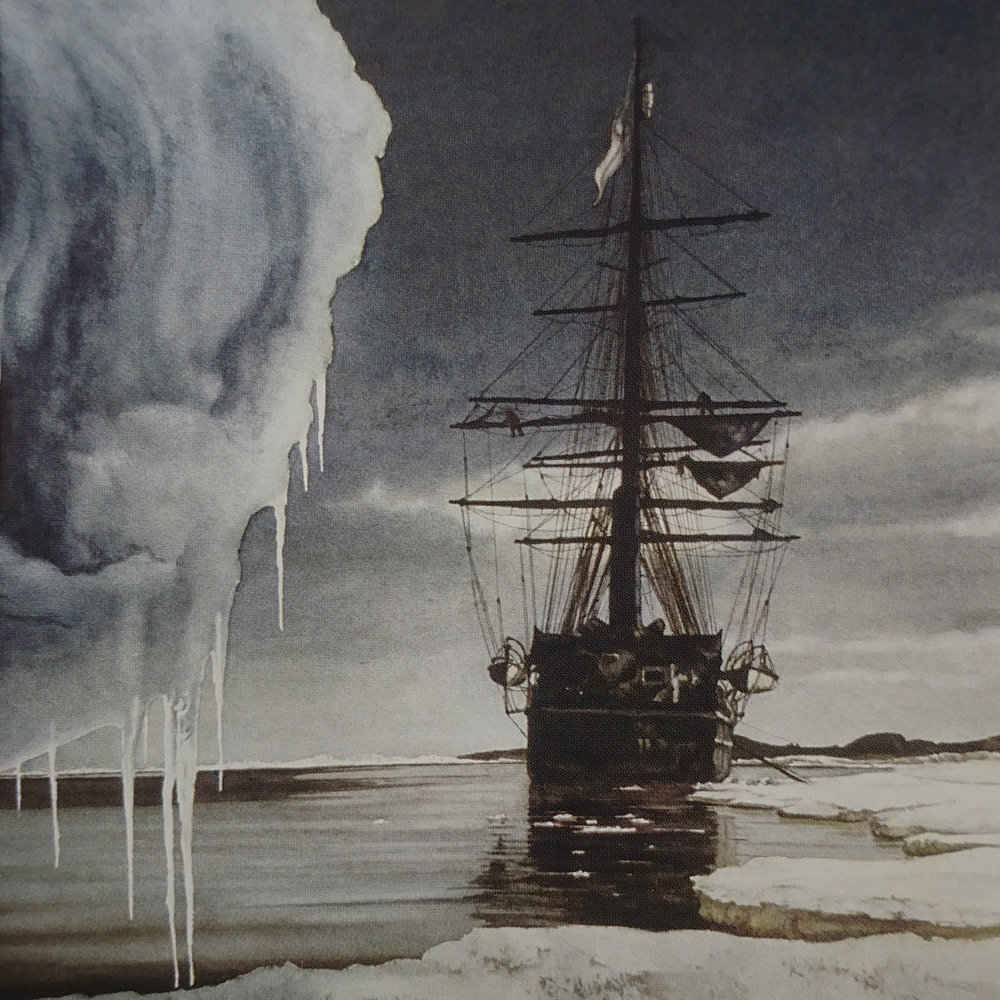 Photo from Polar Desert, Wally Herbert