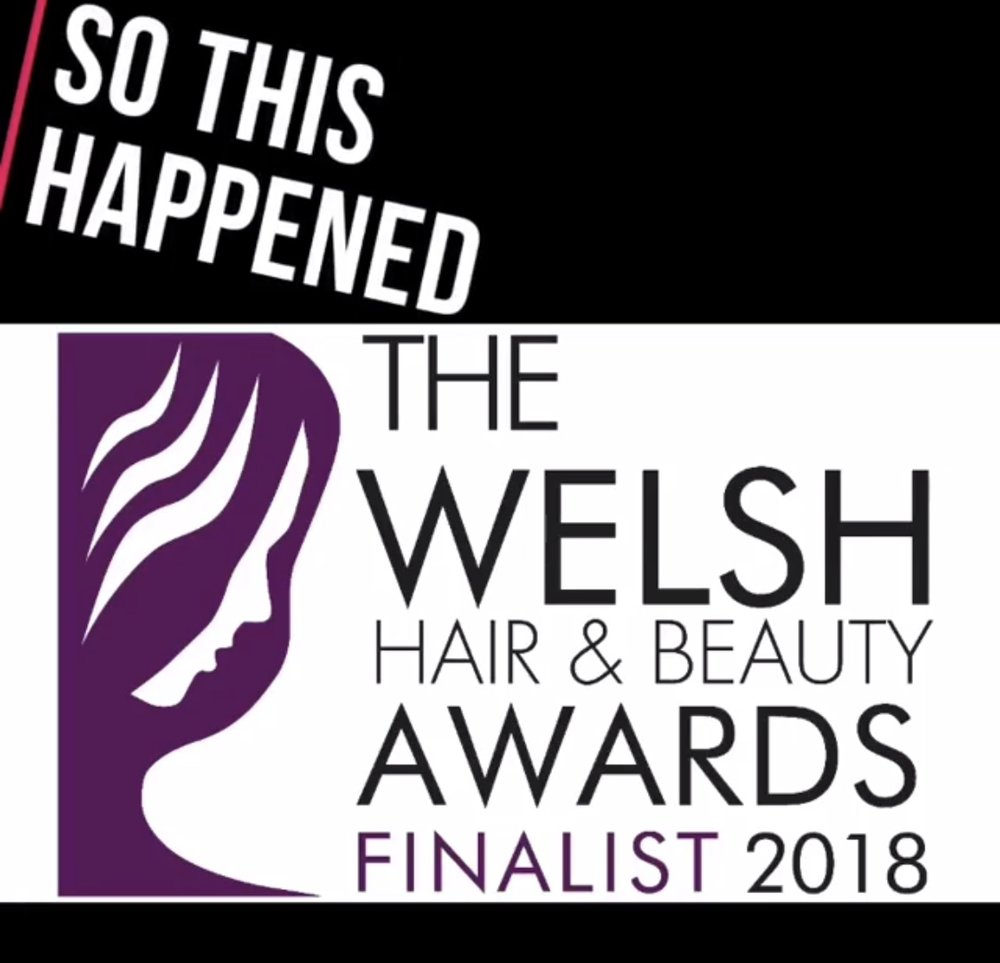 WELSH HAIR & BEAUTY FINALISTS