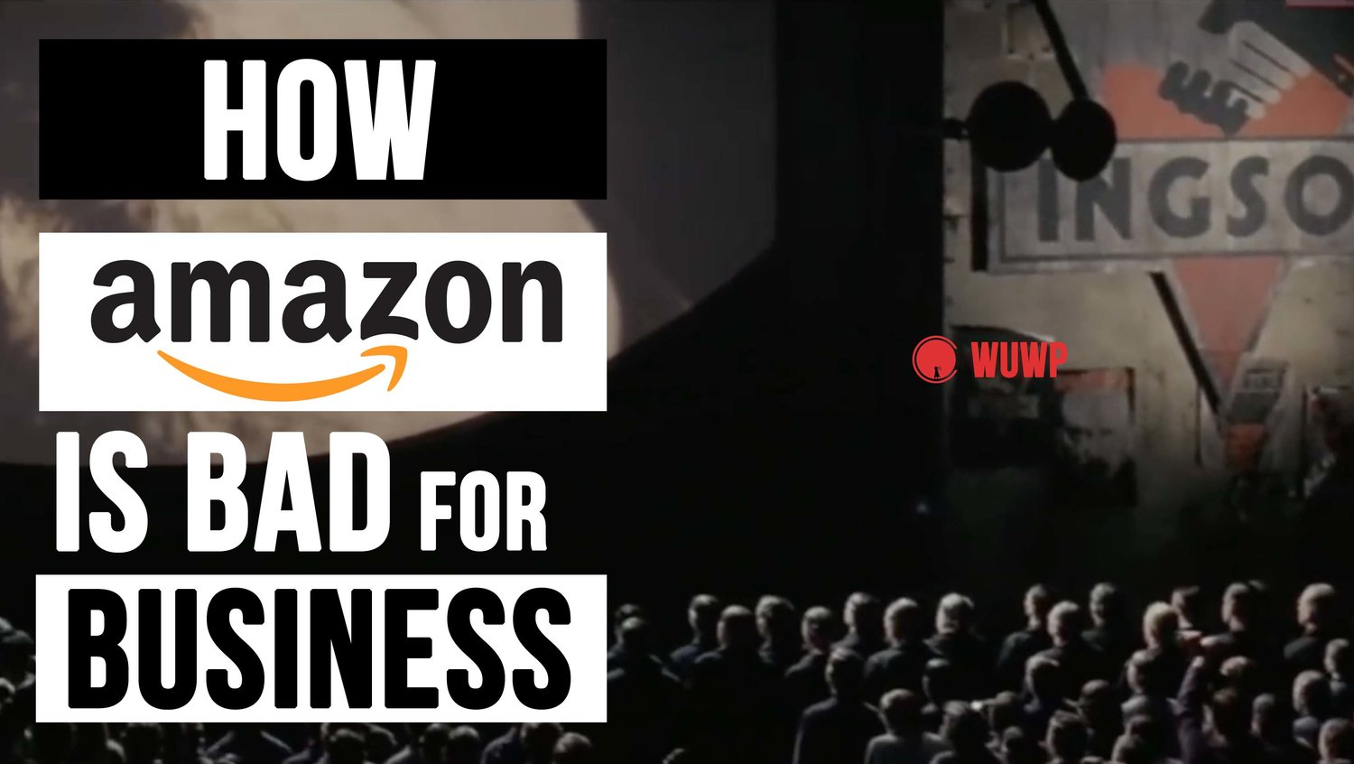 HOW Amazon is Bad for Business