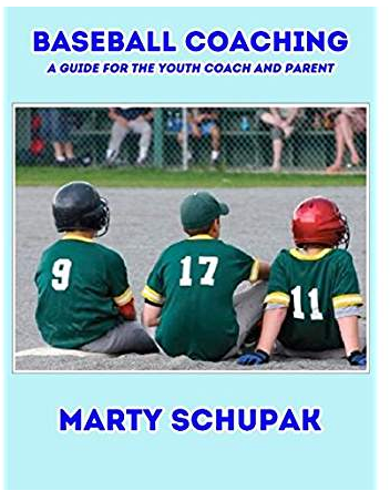https://www.amazon.com/Baseball-Coaching-Guide-Youth-Parent/dp/1545403929/ref=sr_1_1?s=books&ie=UTF8&qid=1534120606&sr=1-1&keywords=schupak%2C+baseball+coaching
