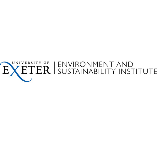 The University of Exeter's  Environment and Sustainability Institute  team have been great supporters in spreading the word further about solitary bees and a constant source of information and learning for us all.