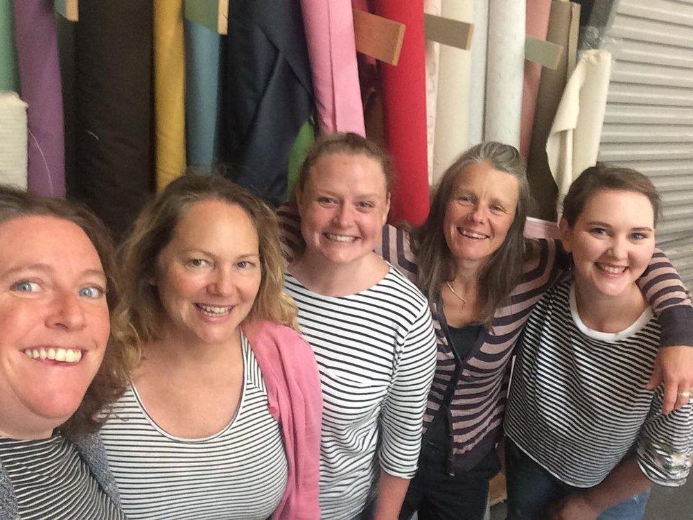 The Team at Poppy Treffry