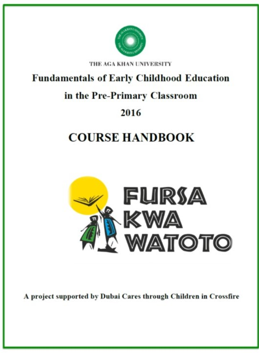 FkW Fundamentals of ECE: Course Handbook - Jan 2016