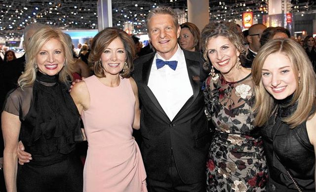 We spotted our Founder & CEO @mjfasan in @chicagotribune's recap of @thechicagoautoshow opening night gala, written by social columnist @candidcandace! Alongside her family, brother John Alfirevich - @TIME Dealer of the Year, and nearly 10,000 guests, Mary Jo attended the black-tie event that ultimately raised $2.8 million for 18 local charities. #CAS19