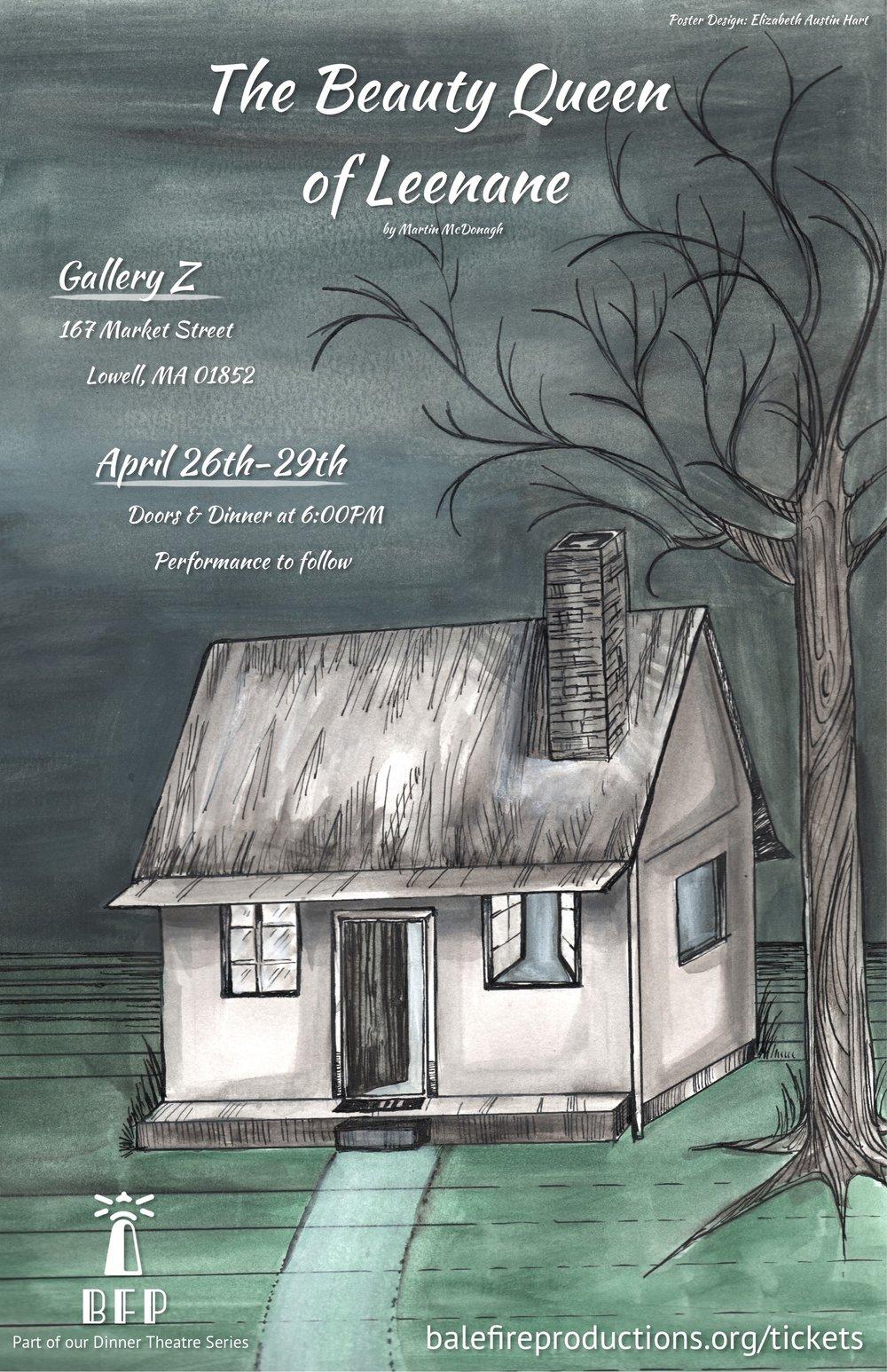 Poster Design: - Elizabeth Austin Hart
