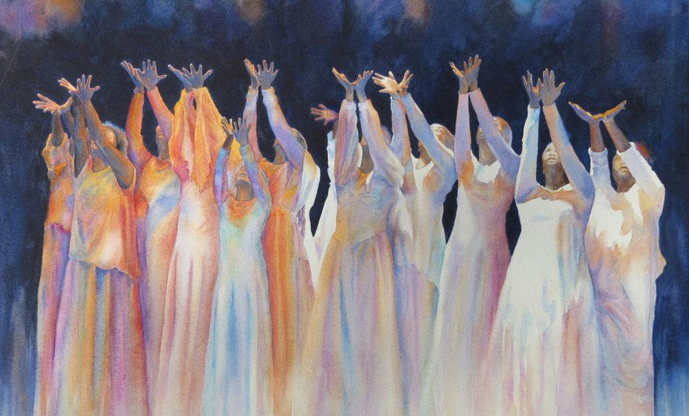 Unspeakable Praise by Suzanna Accetta
