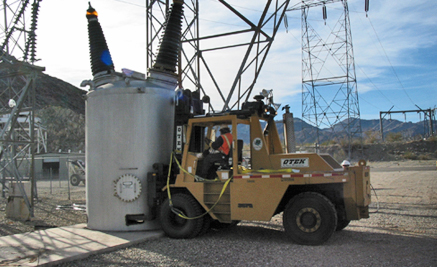 Removing 260Kv switch
