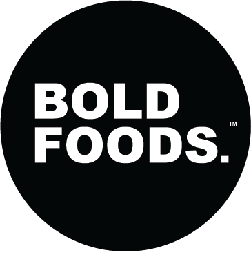 BOLD FOODS.