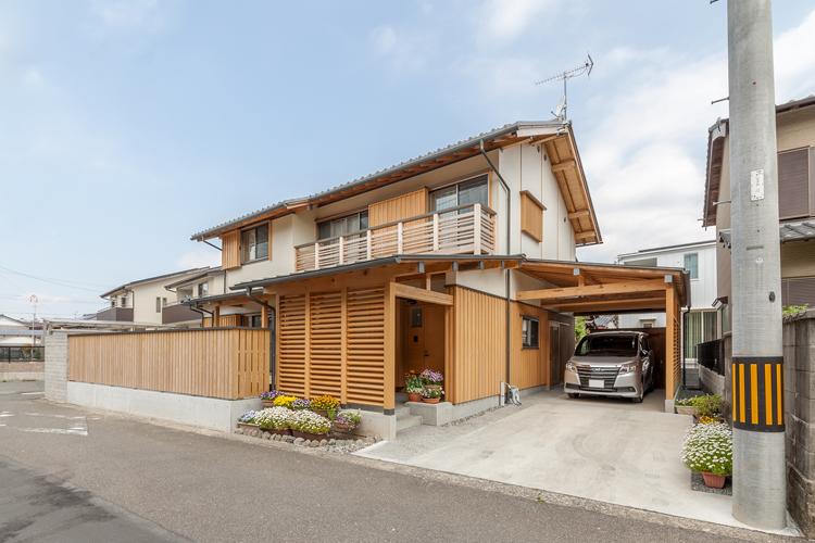 土佐山田の家(ASJ)