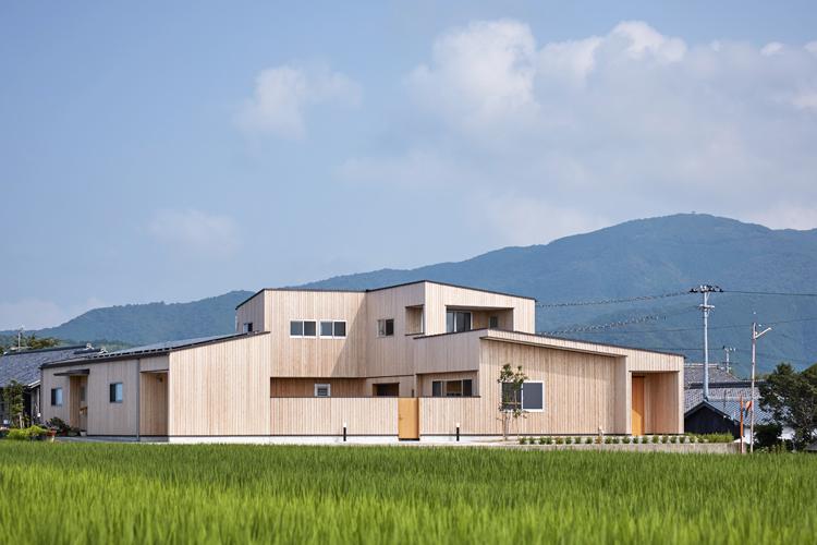 大野大地の家(ASJ)